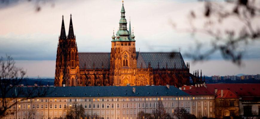Билеты на самолет в Прагу дешево