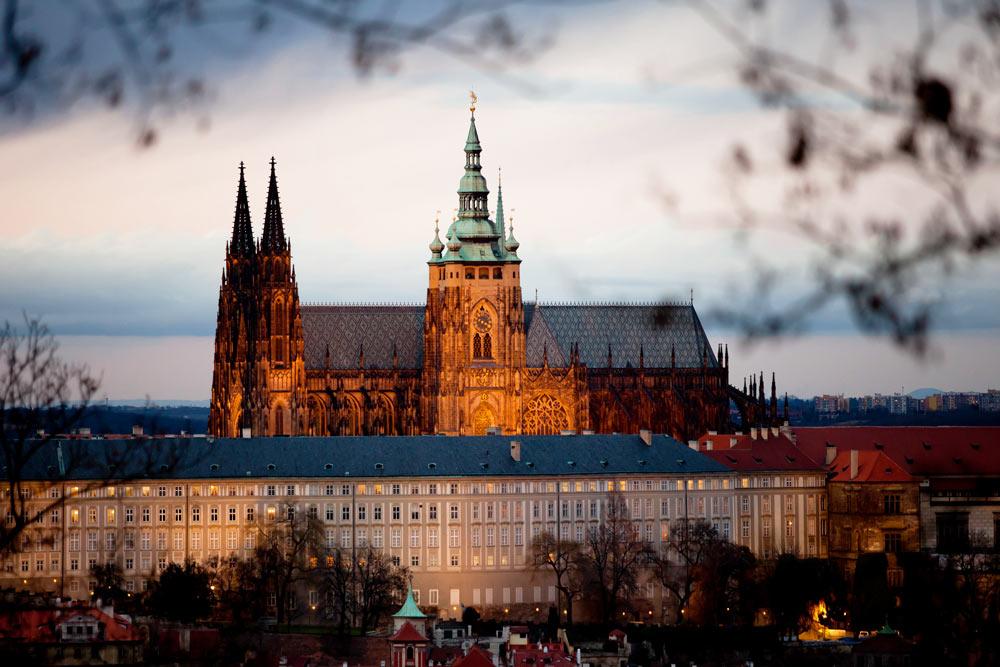 Дешево В Прагу