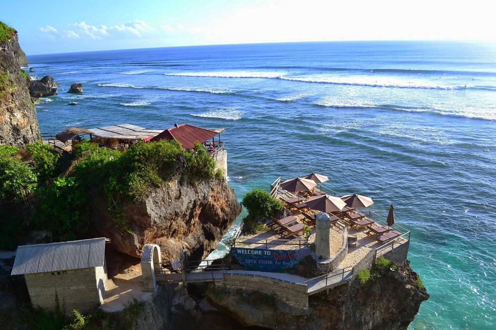 отели рядом с пляжем на Бали