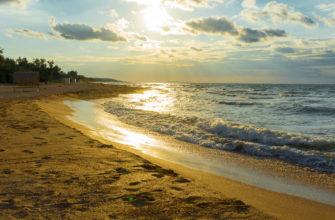 отдых на таманском полуострове