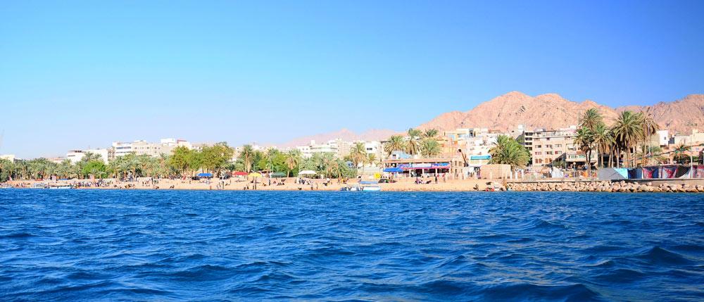 Отдых в Израиле на Мертвом море