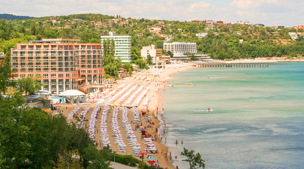 Цены на курортах Болгарии