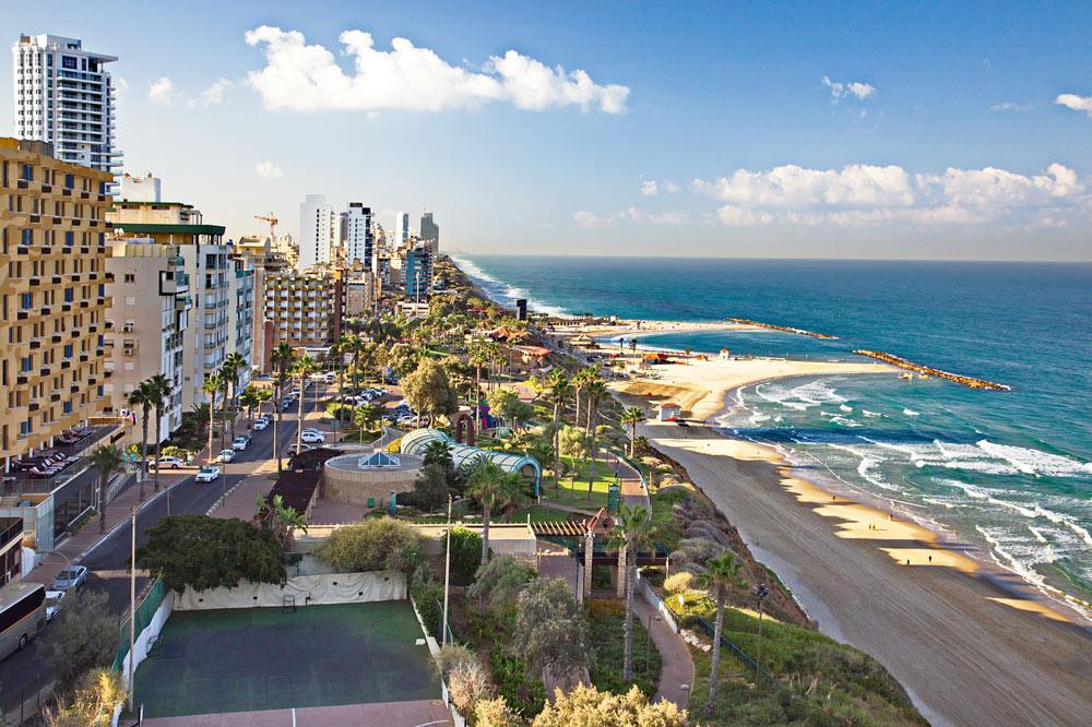 Фото курортов Израиля