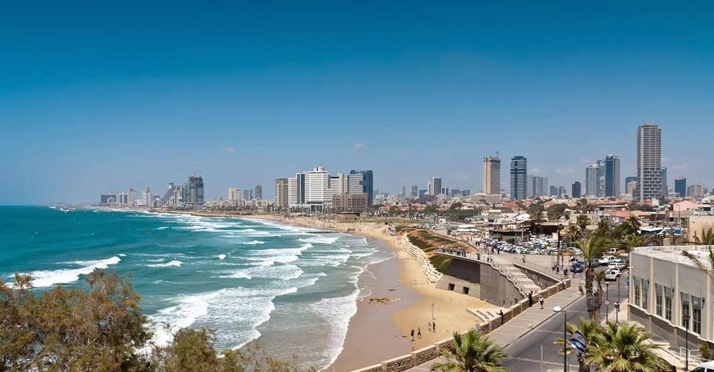 где отдохнуть в Израиле на море