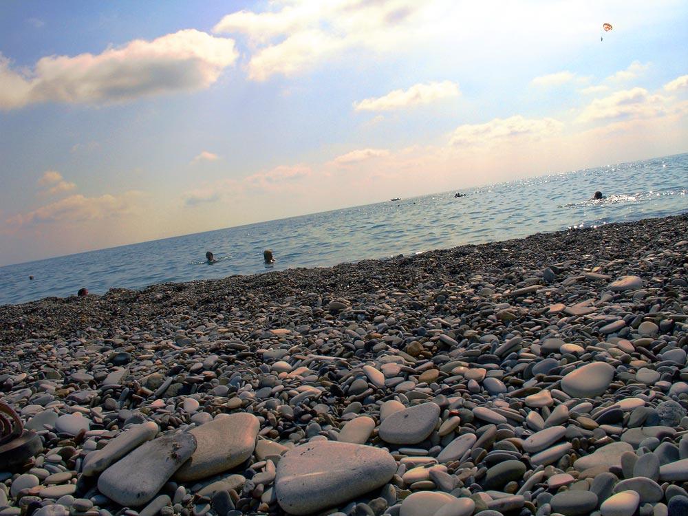 Лучшие пляжи Туапсе