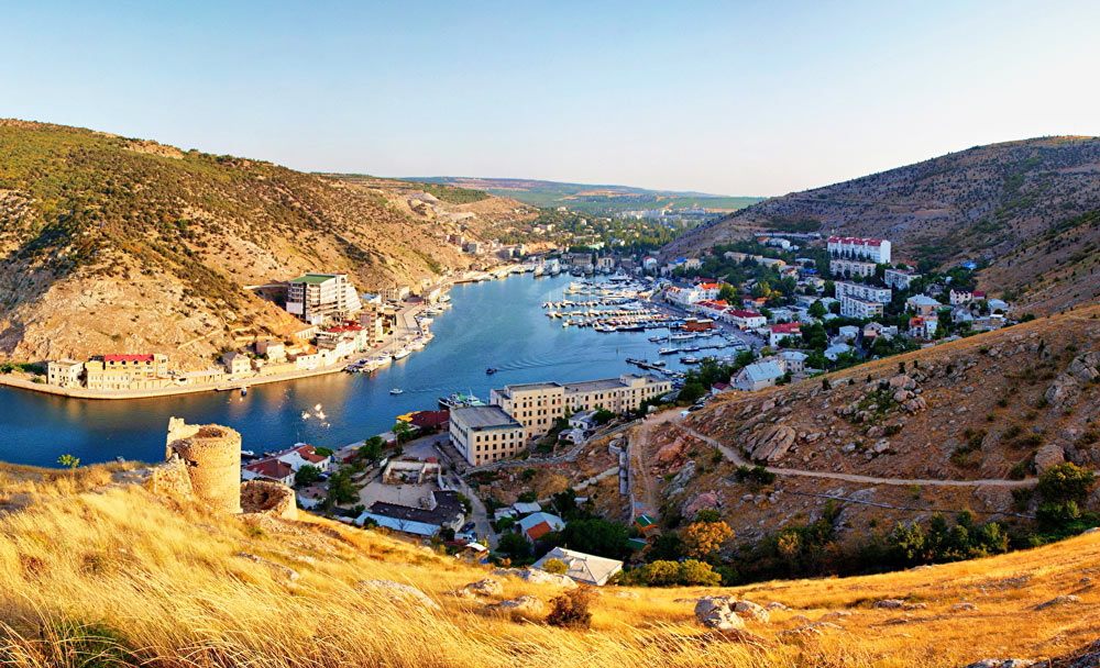 Отдых в Балаклаве, Крым