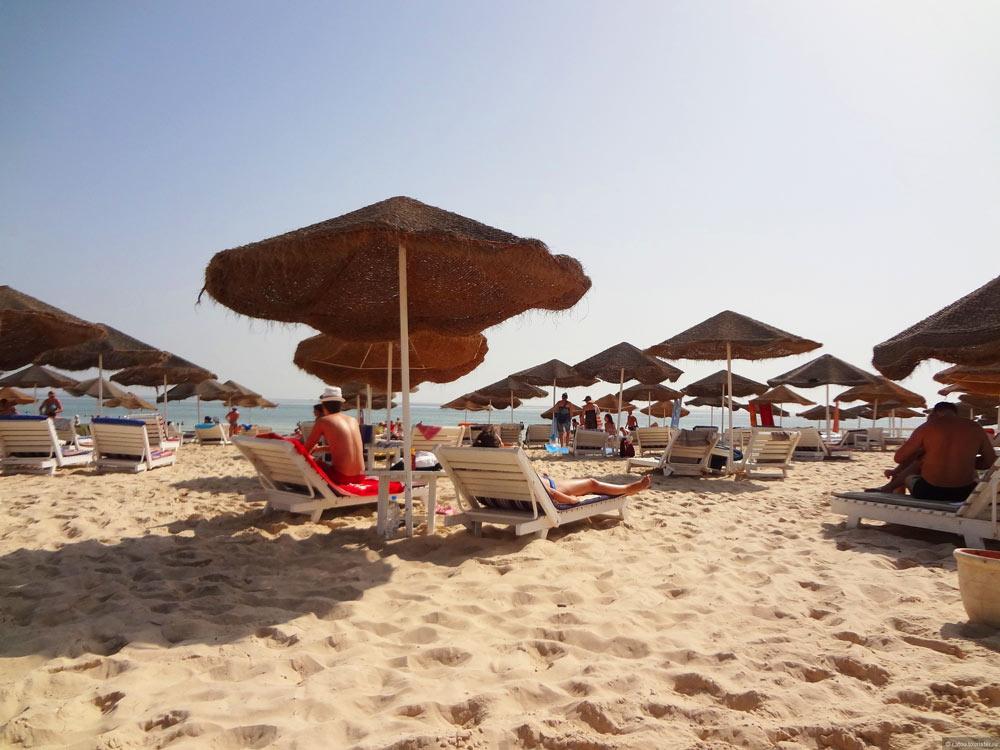 Пляжи Сусса в Тунисе