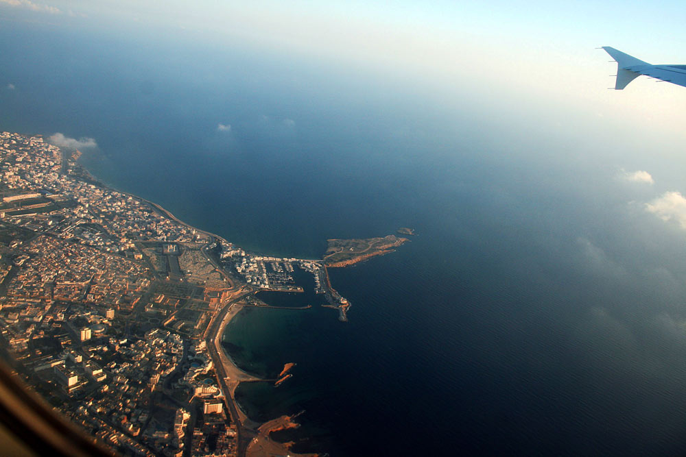 сколько ехать от аэропорта монастира до хаммамета