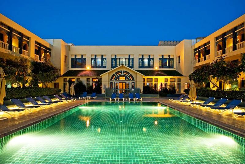 отель Diar Lemdina Hotel в Тунисе