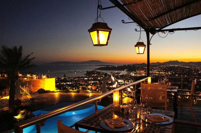 Отель Marmara Bodrum все включено