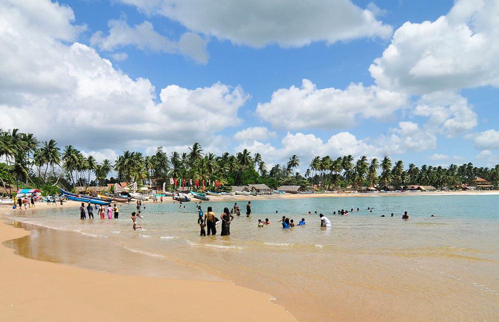 пляжи в шри ланке отзывы