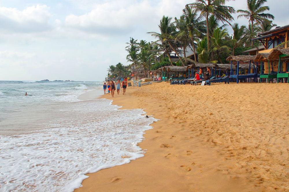 Хиккадува пляж отзывы и фото