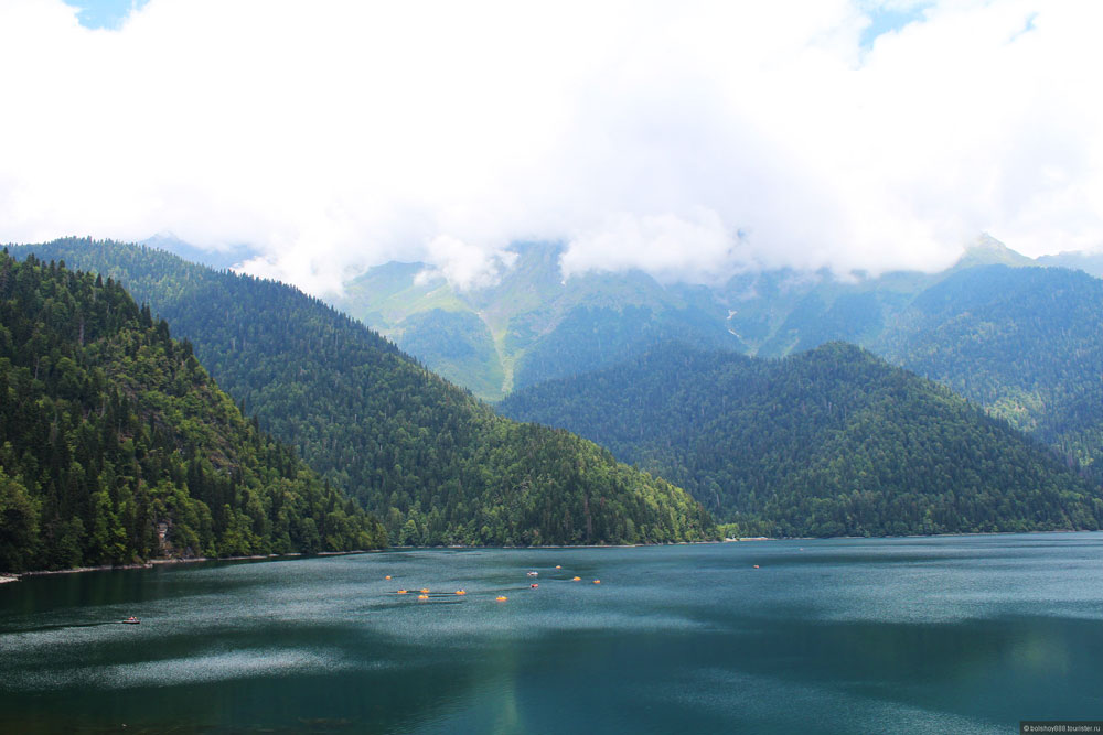 Поездка в Абхазию летом