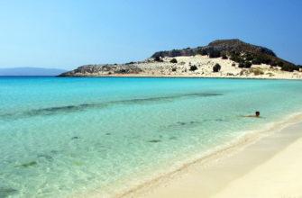 Лучшие кемпинги Греции