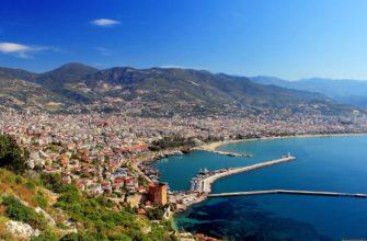 где отдохнуть на курортах Турции с детьми летом