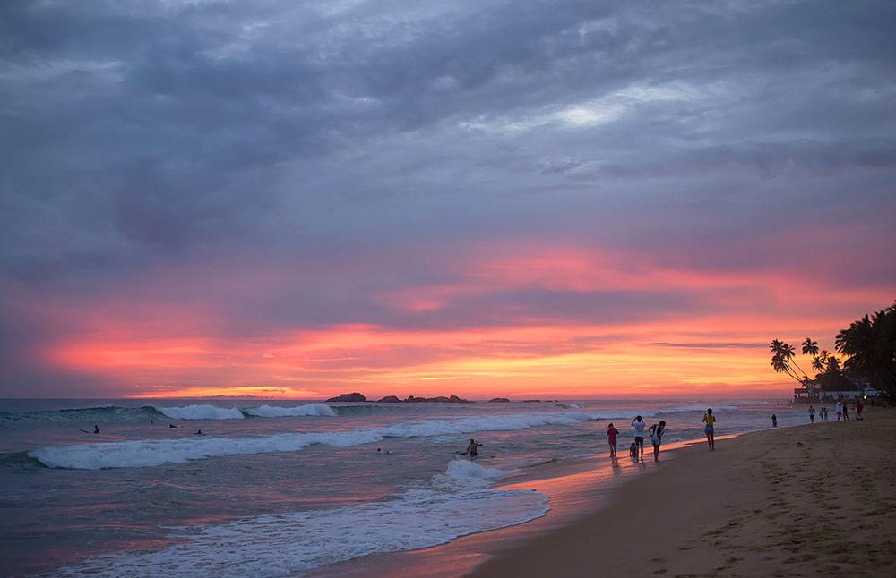 где отдохнуть на Шри Ланке в августе