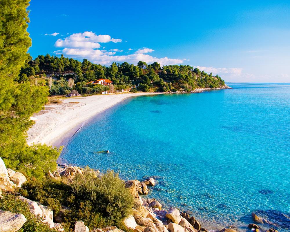 Отдых в Греции в кемпинге, цены