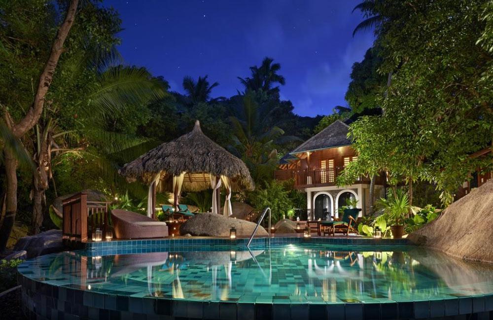hilton seychelles labriz resort spa 5 сейшелы