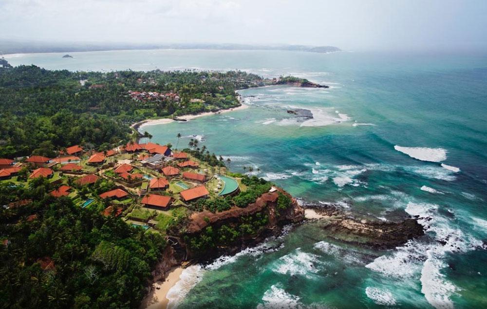 Отели Шри-Ланки с лагуной