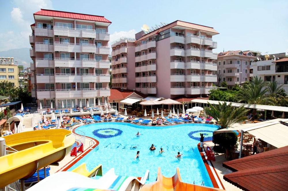 Kahya Hotel 4* Alanya
