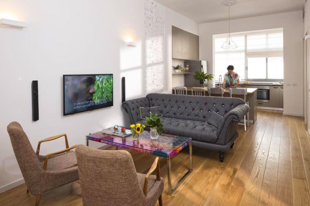 Снять квартиру в Тель-Авиве посуточно