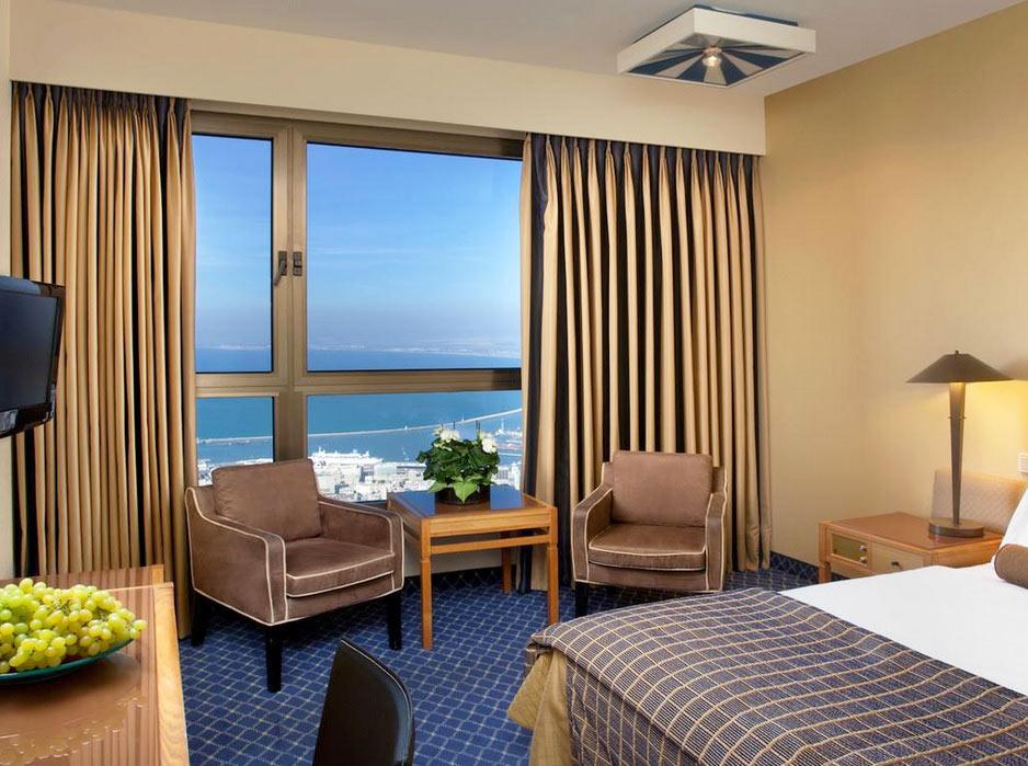 Отели Хайфы на берегу моря