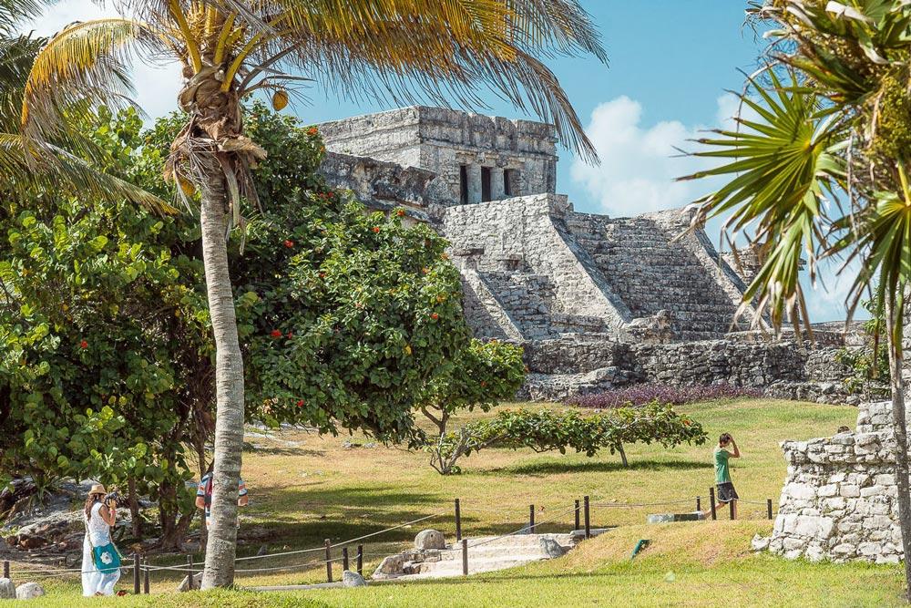 когда лучше отдыхать в Мексике