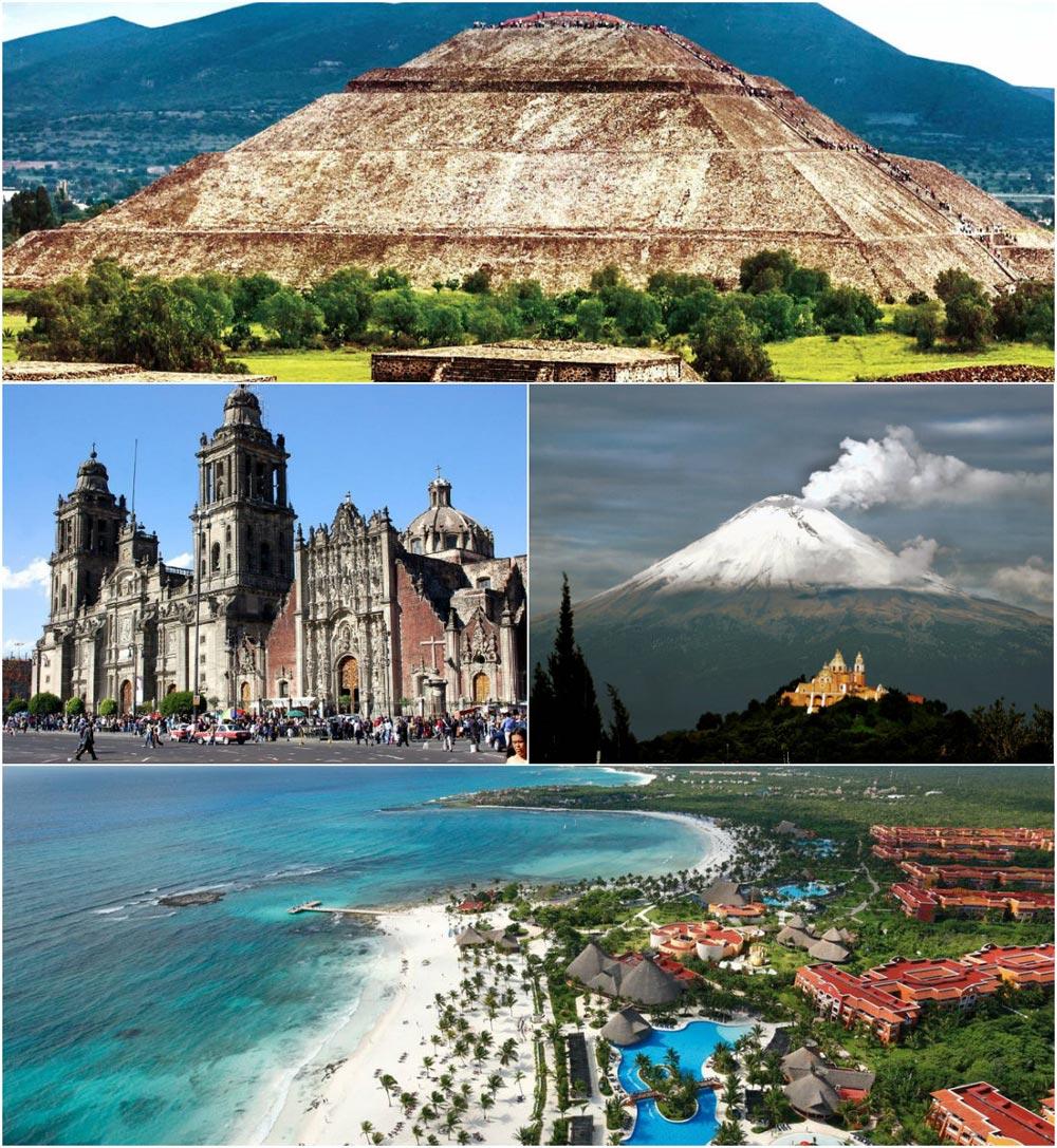 что посмотреть в мексике на отдыхе