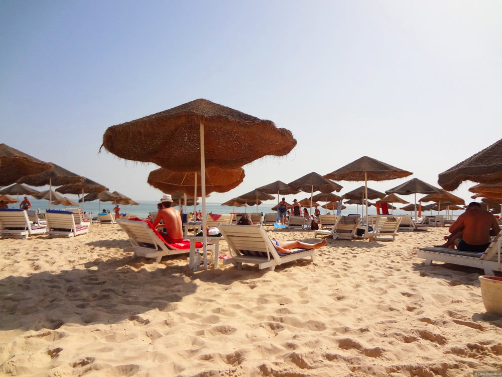 Лучшие отели для отдыха в Тунисе с ребенком