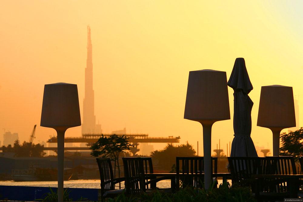 Стоимость путевки в Дубай из Москвы