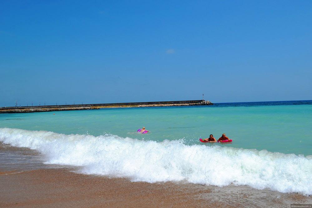 летний отдых в болгарии с детьми, курорты