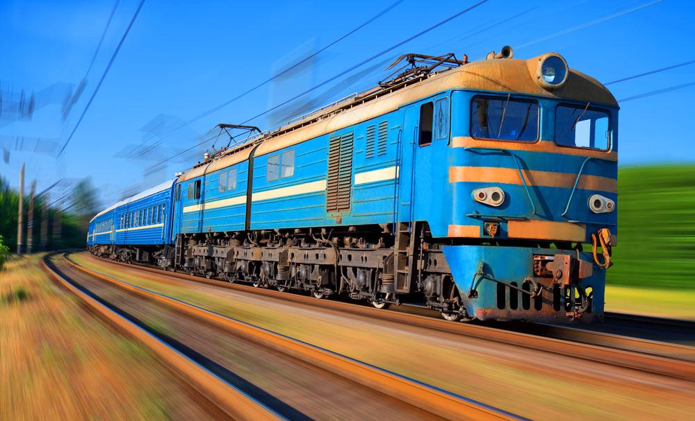 Поезда для детей фото