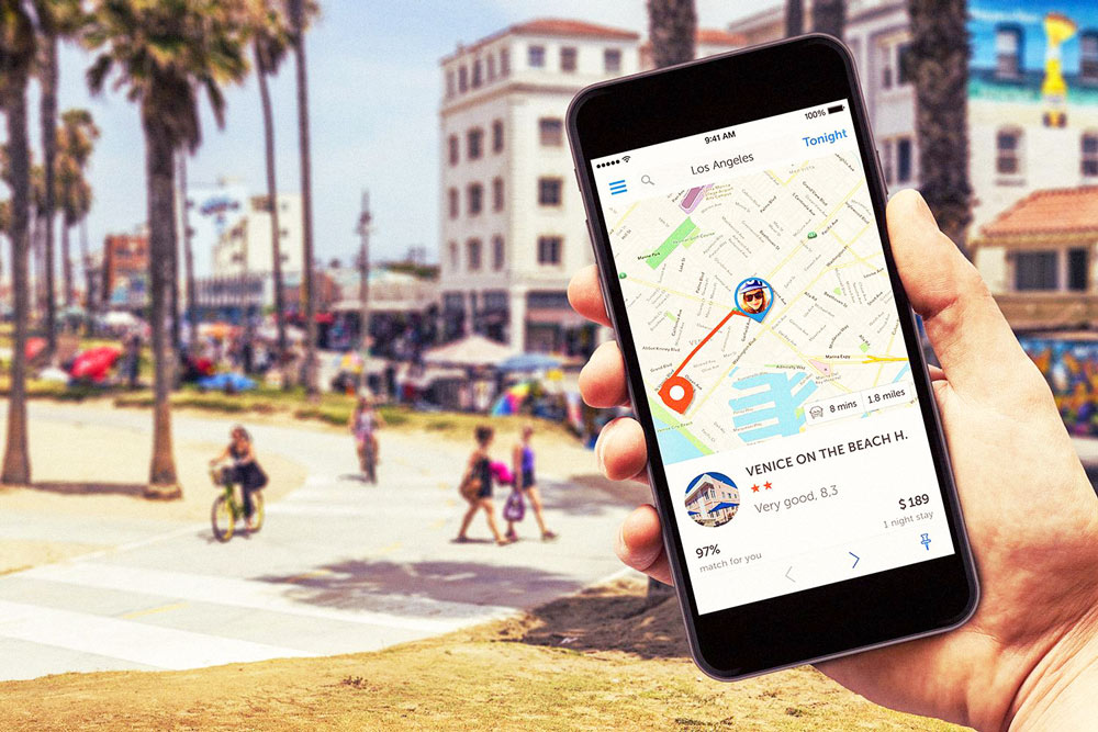 программы на смартфон для туристов