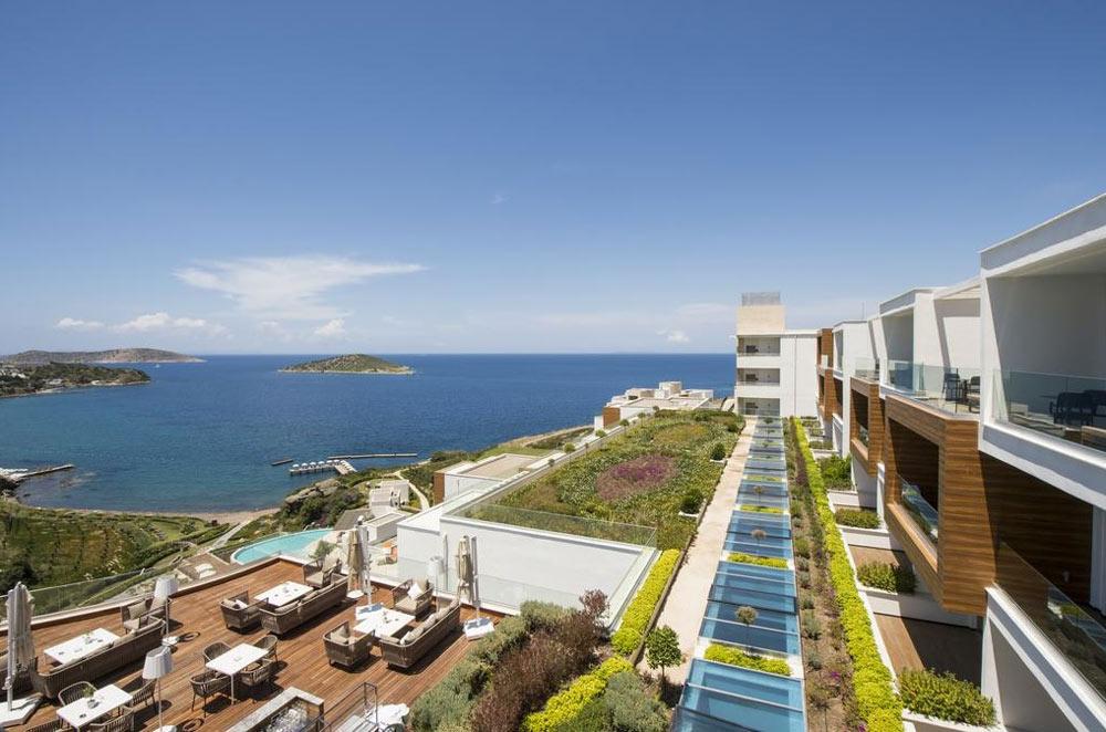 Sirene Luxury Hotel Bodrum отзывы