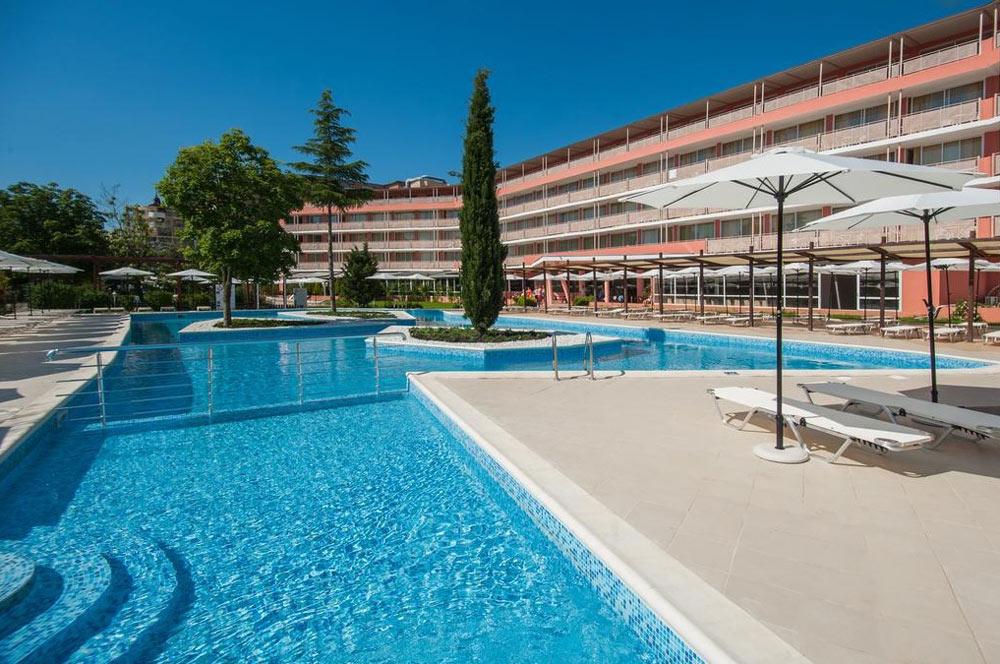 armonia beach hotel 4 звезды
