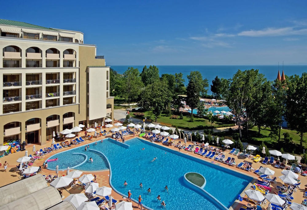 sol nessebar mare resort aquapark all inclusive 4 звезд