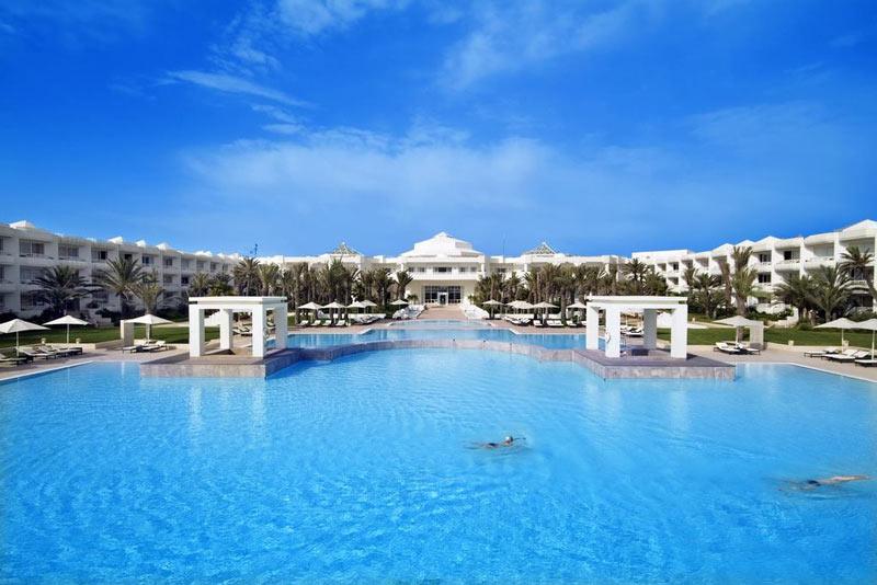 radisson blu palace resort thalasso 5 deluxe тунис джерба отзывы