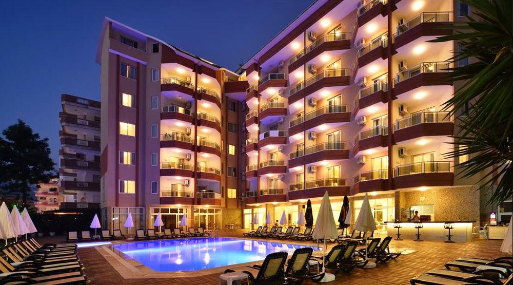 Katya Hotel All inclusive 5 звезд