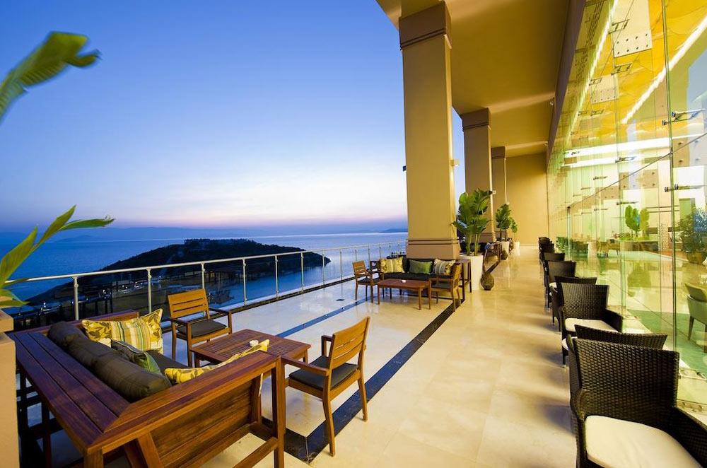 Лучшие отели Бодрума 5 звезд