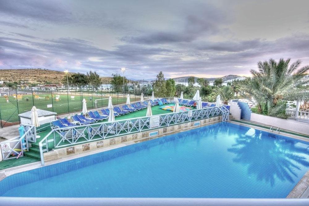 eken resort hotel 4 бодрум