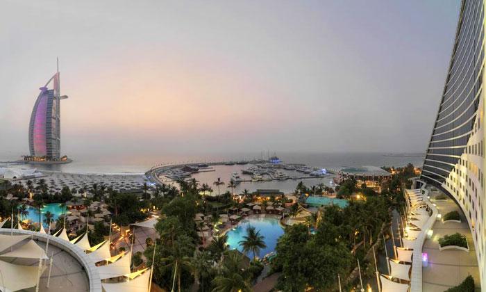 jumeirah beach hotel 5 deluxe