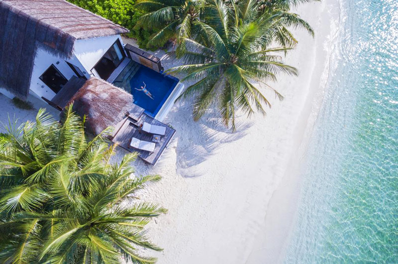 отели на Мальдивах 5 звезд все включено
