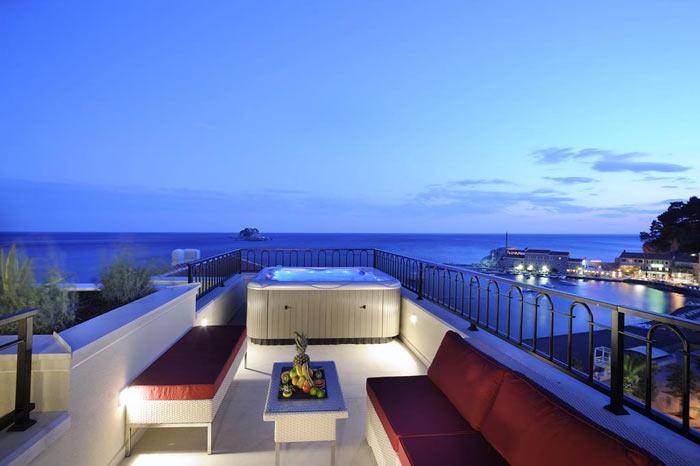 лучшие отели черногории 4 звезды все включено