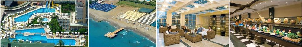сколько стоит отдохнуть на море в Турции