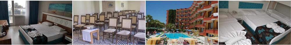 дешевые отели у моря в Кемере 4 звезды