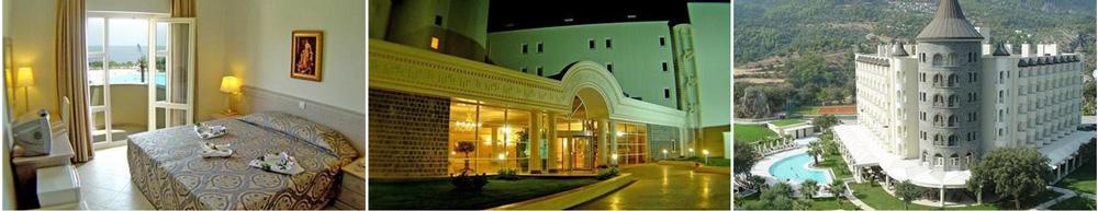 отпуск в гостинице 5 звезд