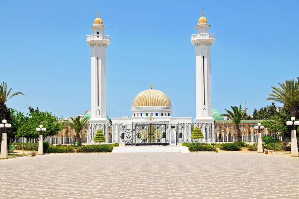Мечеть Бургибы