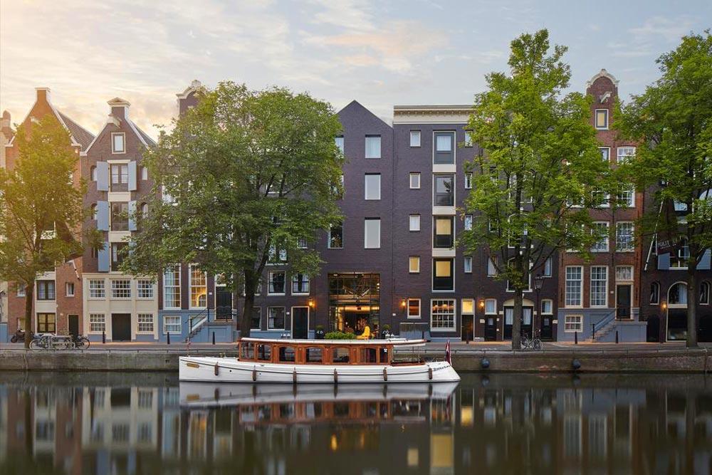 Стоимость жилья в Амстердаме