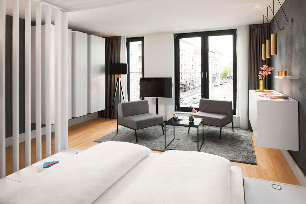 снять апартаменты в Германии