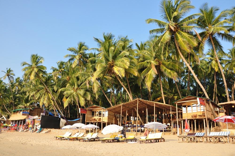 Пляжный отдых на ГОА недорого